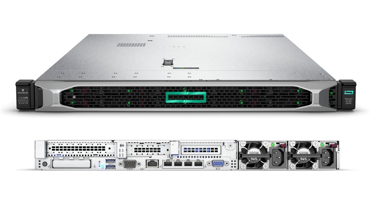 hpe-proliant-dl360-gen10-server