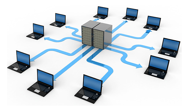 cấu hình máy chủ server cho phòng net